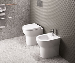 Velvet - Floorstanding sanitaryware